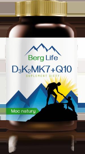 Najlepsza witamina D3 K2 MK7 dla dorosłych
