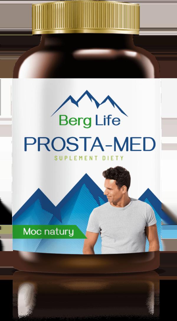 suplementy diety na prostate PROSTA-MED